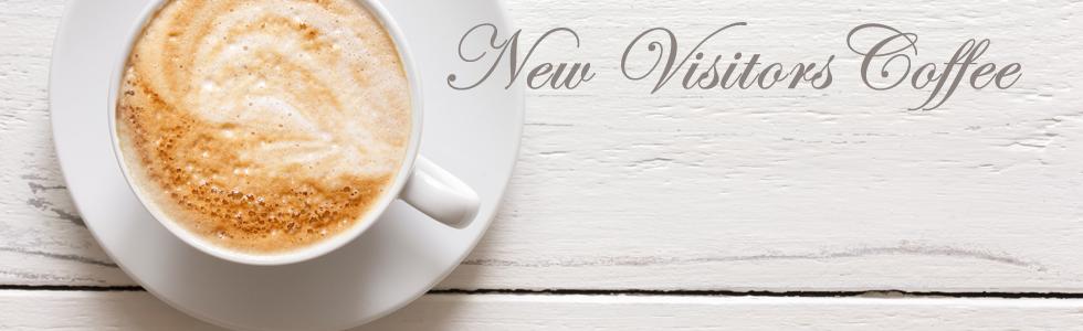 New Visitors Coffee